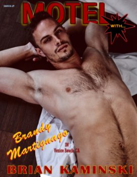 Issue 27. Brandy Martignago - Motel by Brian Kaminski book cover
