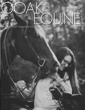 OOAK EQUINE March/April 2021 book cover