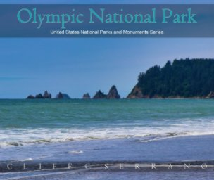 Olympic National Park book cover