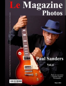 Le Magazine-Photos Paul Sanders Vol.4 book cover