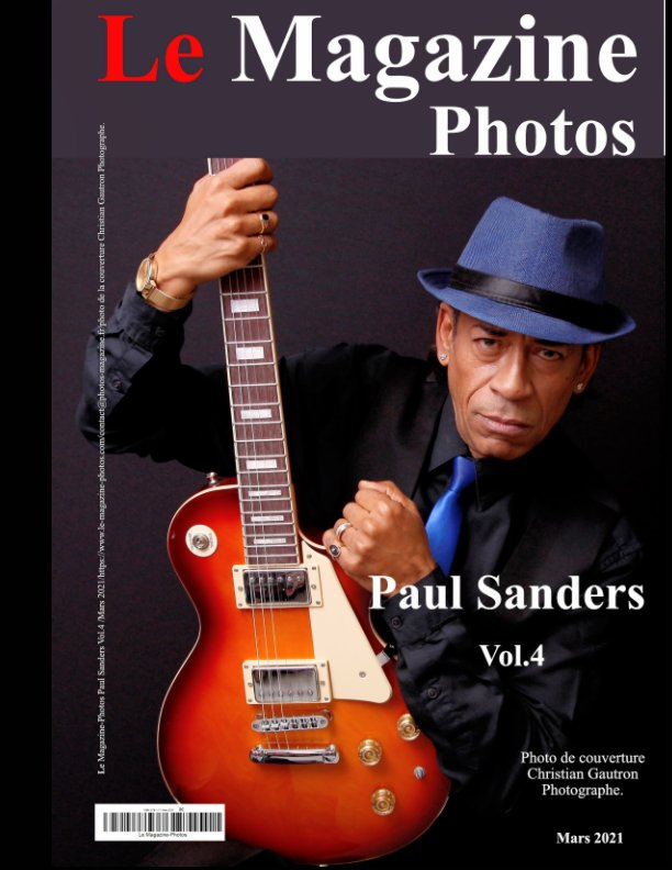 Le Magazine-Photos Paul Sanders Vol.4 nach Le Magazine-Photos, D Bourgery anzeigen