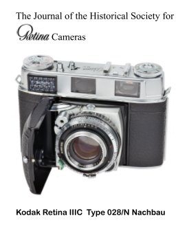 Journal of the HSRC: Kodak Retina IIIC Type 028/N Nachbau book cover