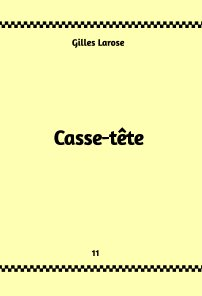 11-Casse-tête book cover