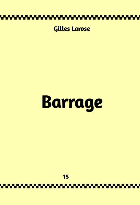 Visualizza 15-Barrage di Gilles Larose