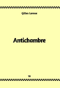 18-Antichambre book cover