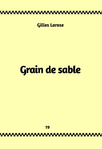 19-Grain de sable book cover