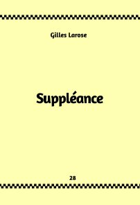 28-Suppléance book cover