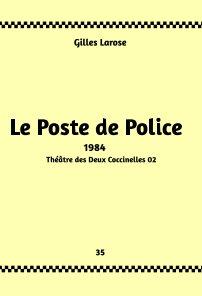 35-Le Poste de Police book cover