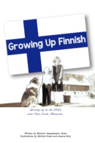 Growing Up Finnish book cover