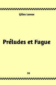 55- Préludes et Fugues book cover