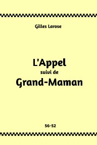 56- 52 L' Appel - Grand-Maman book cover