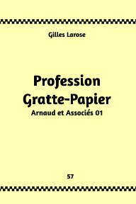 57- Profession Gratte-Papier book cover