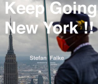 Keep Going New York !! book cover