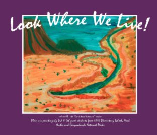 Look Where We Live #8 book cover