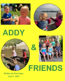 Addy and Friends book cover