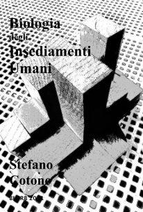 Biologia degli Insediamenti Umani book cover