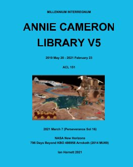 Annie Cameron Library 5 book cover