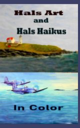 Hals Art and Haikus in colot book cover