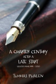 A Quarter Century After a Late Start book cover