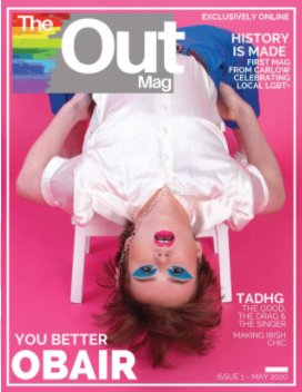 The Out Mag - Issue 1 book cover