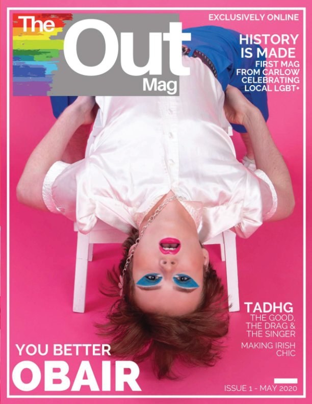 Bekijk The Out Mag - Issue 1 op The Out Mag