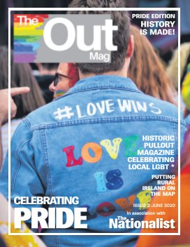 The Out Mag - Issue 2 book cover