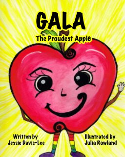 Gala: The Proudest Apple book cover