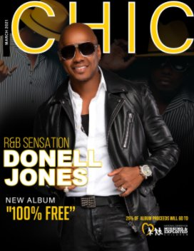 Chic Society Magazine Spring Issue v4 book cover