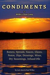 Condiment Recipe Book book cover