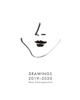 Drawings 2019–2020 book cover