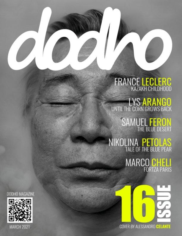 Ver Dodho Magazine #16 por Dodho Magazine