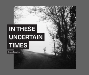 In These Uncertain Times book cover