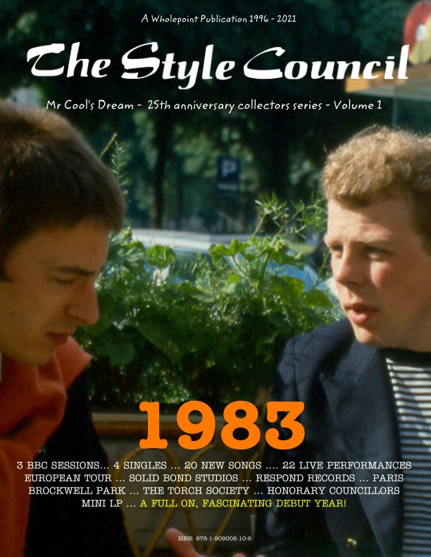 View The Style Council - 1983 by Iain Munn