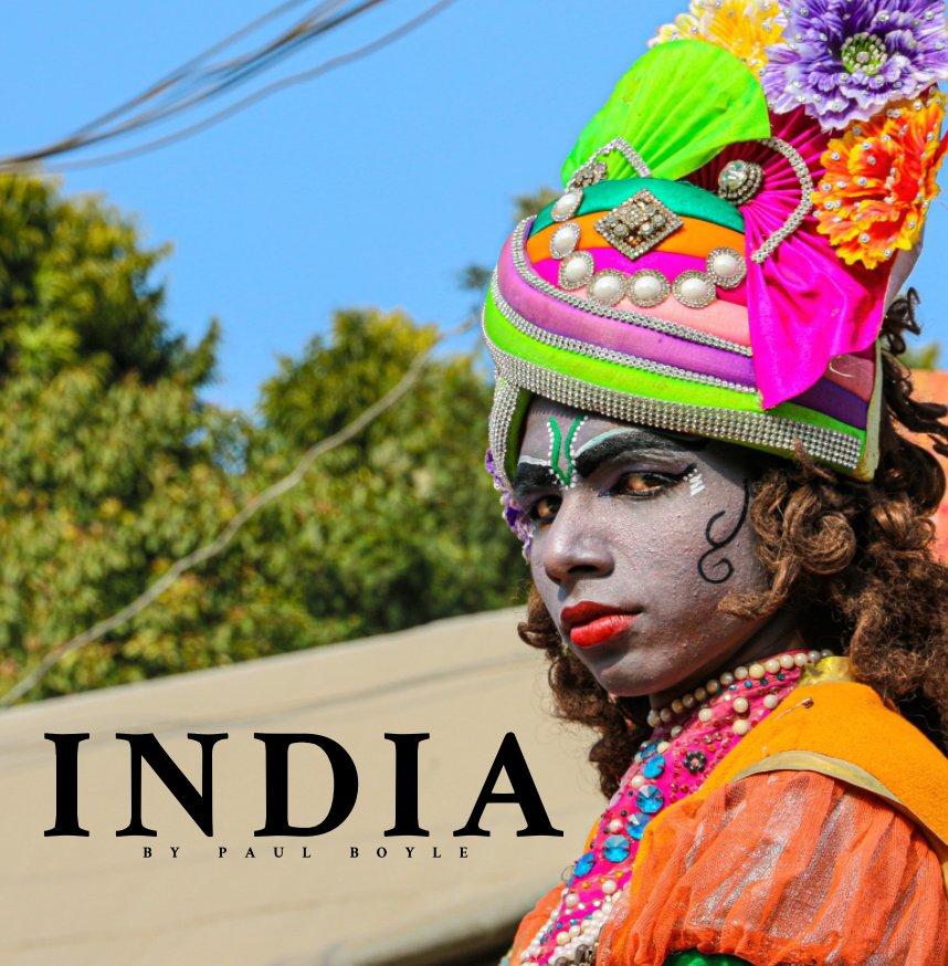 Ver India por PAUL BOYLE