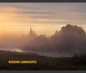 Russian Landscapes book cover