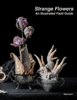 Strange Flowers book cover