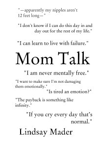 Mom Talk book cover