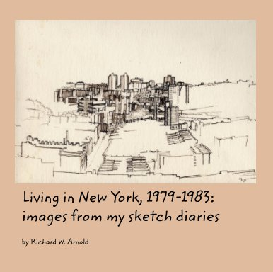 Living in New York, 1979-1983 book cover