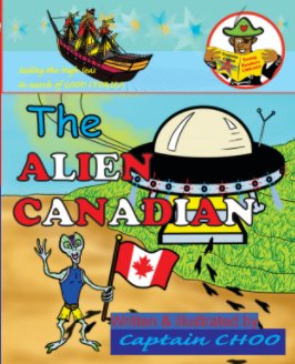 The ALIEN CANADIAN book cover
