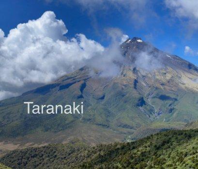 Taranaki 2021 book cover