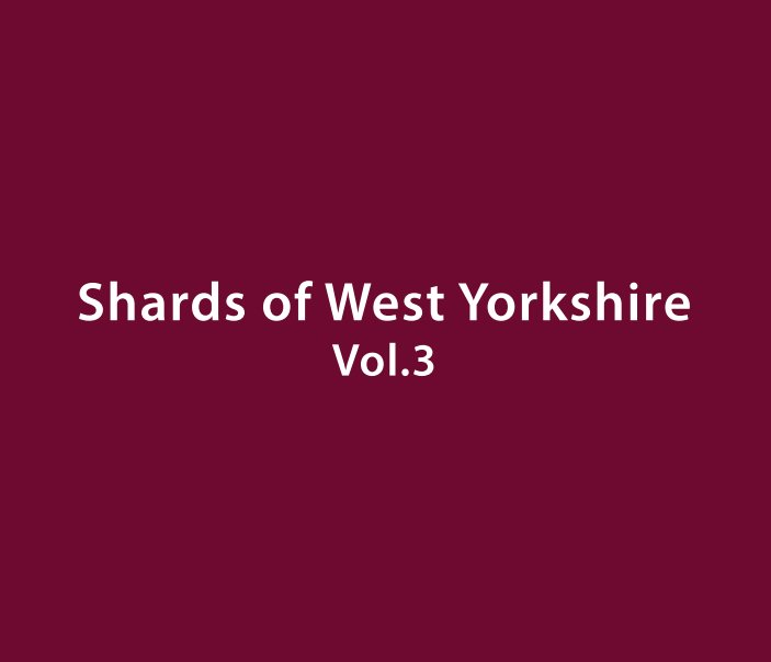 View Shards of West Yorkshire Vol.3 by Peter Bartlett