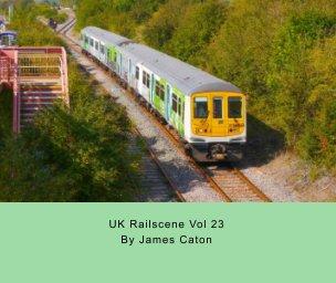 UK Railscene Vol 23 book cover
