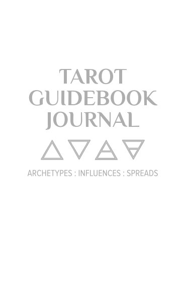 View Tarot Guidebook Journal by Sie Ame