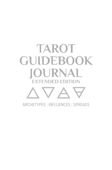 View Tarot Guidebook Journal - Extended Edition by Sie Ame