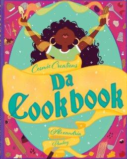 Da Cookbook (softcover) book cover