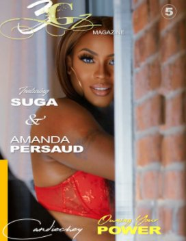 3G'z Mag 5 book cover