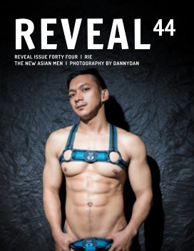 Reveal 44: Rie book cover