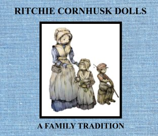 Ritchie Cornhusk Dolls book cover
