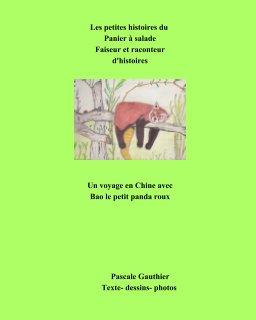 Bao le petit panda roux book cover