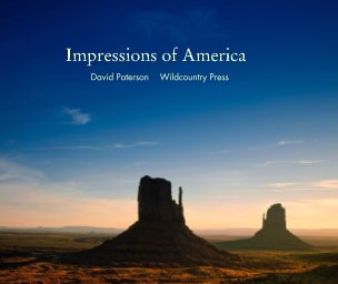 Impressions of  America book cover